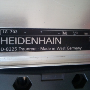 Heidenhain LS 706 , 720 mm Linear Encoder